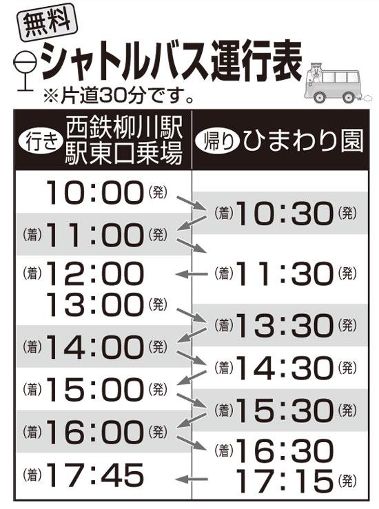 ひまわり2015-11