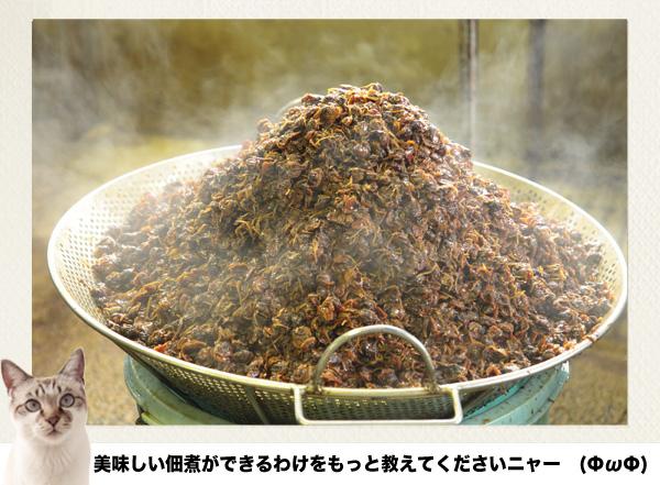 赤貝の佃煮6