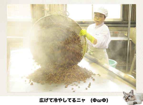 赤貝の佃煮15