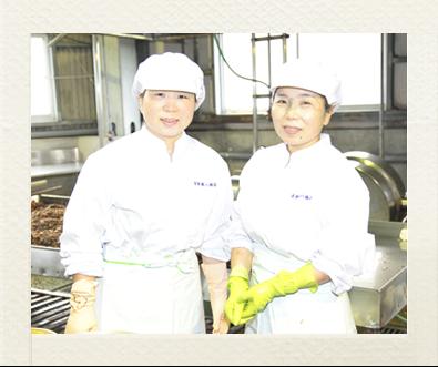 赤貝の佃煮_古賀さん姉妹