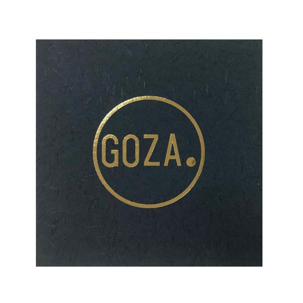 九州物産:GOZA.ブランドロゴ