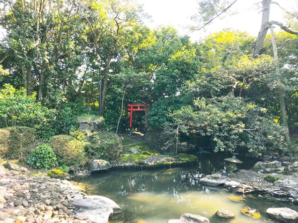 旧戸島家邸園